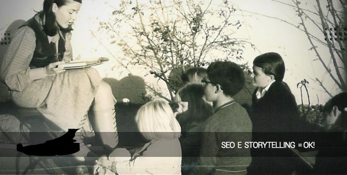 Seo e Storytelling vanno da'accordo